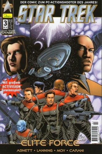 DINO Comics STAR TREK # 3 - VOYAGER Elite Force - Oktober 2000 (Dino, Star Trek)