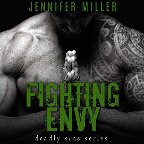 Fighting Envy audiobook cover art