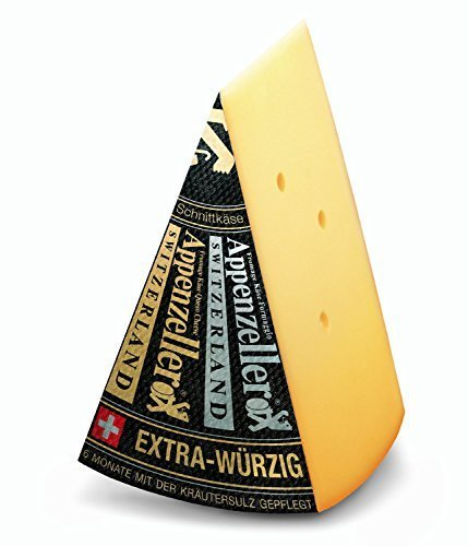 Appenzeller extra würzig Schweizer Käse gereift 1kg