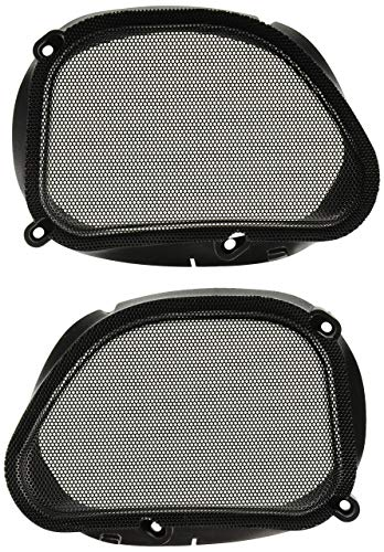 """Hogtunes Road Glide 5""""x7"""" Mesh Grills"""
