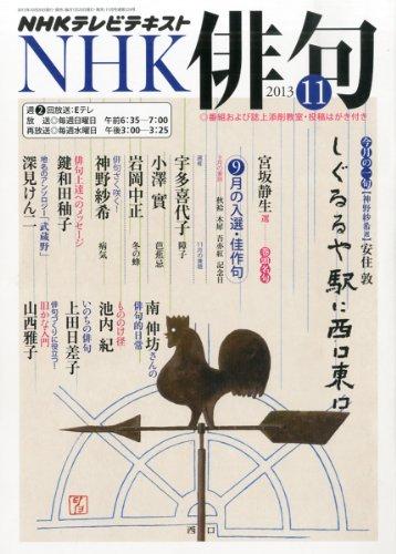 NHK 俳句 2013年 11月号 [雑誌]