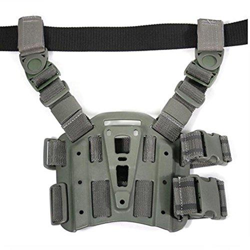 BLACKHAWK Unisex's, Olive Drab Tactical Holster Platform, One Siz