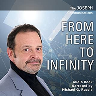 From Here to Infinity audiobook cover art
