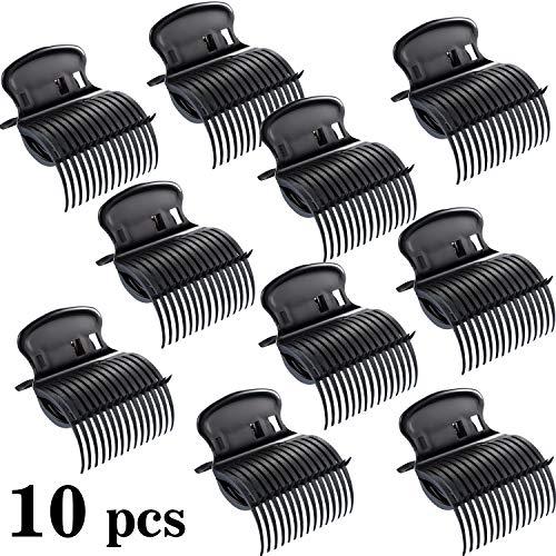 Hot Roller Clips Lockenwickler Klauen Clips Ersatz Roller Clips für Frauen Mädchen Haarschnitt Styling