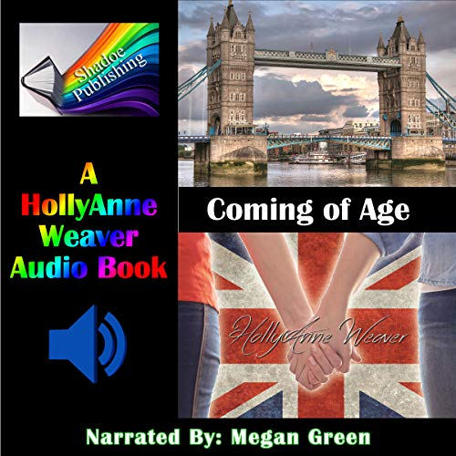 Coming of Age audiobook cover art
