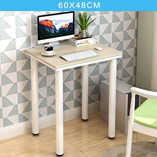 LTM-MPZ Office Computer Desk Amerikaanse Bureau Kantoormeubilair Multi-functionele 60 * 48 * 72cm Esdoorn
