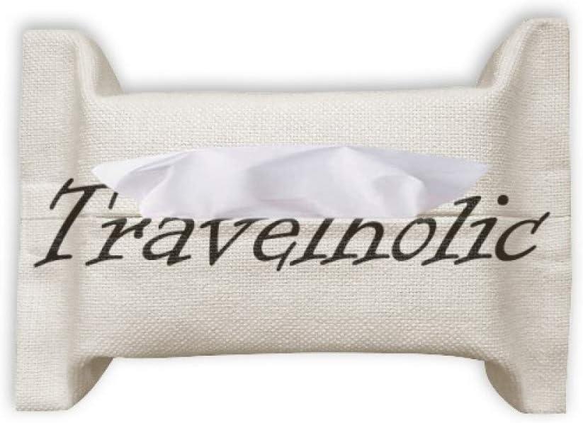 Stylish Word Travelholic Art Deco Ranking TOP2 Gift Paper Towel ...