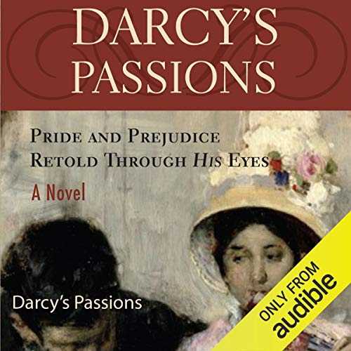 Darcy's Passions audiobook cover art