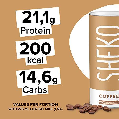 welchen protein shake zum abnehmen