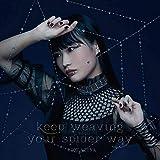 安月名莉子の新曲「keep weaving your spider way」c/w曲試聴動画