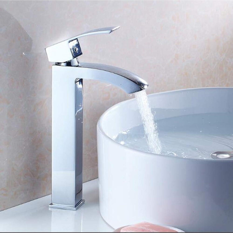 Bathroom Sink Taps YHSGY Bathroom Basin Faucet Waterfall Sink Faucet Black Chrome Finish Brass Bathroom Sink Faucet Single Handle Hot Cold Sink Mixer Tap