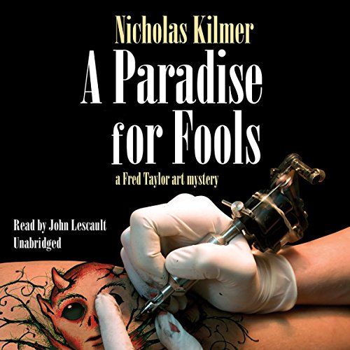A Paradise for Fools audiobook cover art