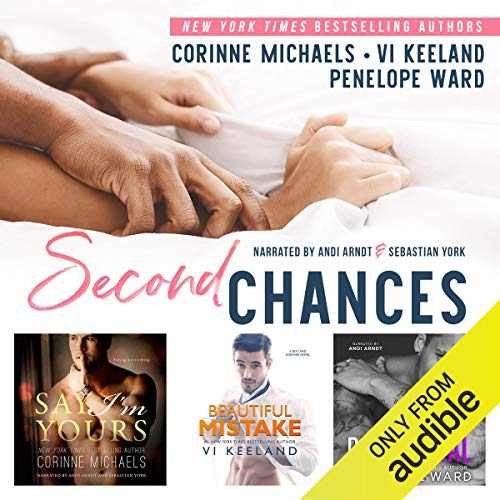 Second Chances audiobook cover art