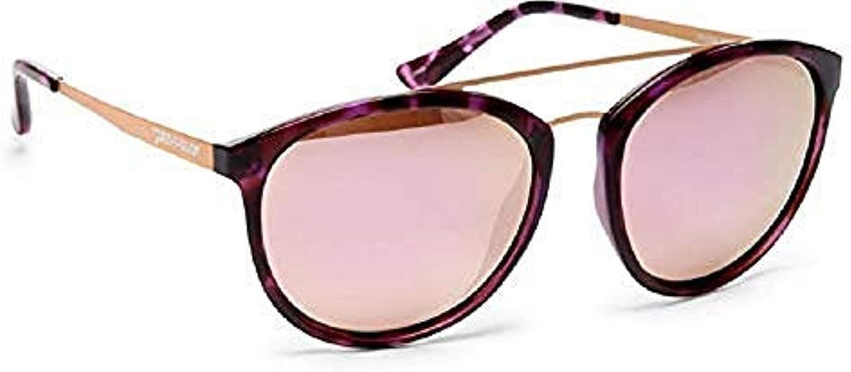 Pepper's Unisex Wicket Polarized Sunglasses, Ppl Tort Ppl, OS