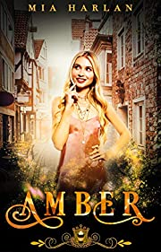 Amber: A Reverse Harem Shifter Romance (Jewels Cafe Book 1)