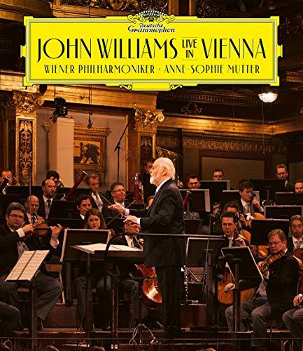 【Amazon.co.jp限定】ジョン・ウィリアムズ ライヴ・イン・ウィーン (特典: L版ビジュアルシート 1枚セット付)[Blu-Ray]