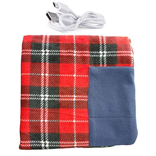 LOadSEcr Red Electric Heated Blanket, Heated Blanket