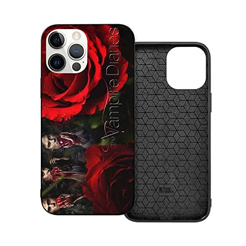 Compatibile con iPhone 12/11 Pro Max 12 mini SE X/XS Max XR 8 7 6 6s Plus Custodie The Vampire Dia-Ries Custodie per Telefoni Cover