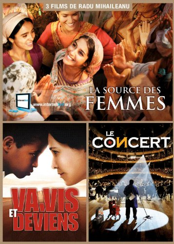 Coffret 3 dvd : La source des femmes + Le concert +...