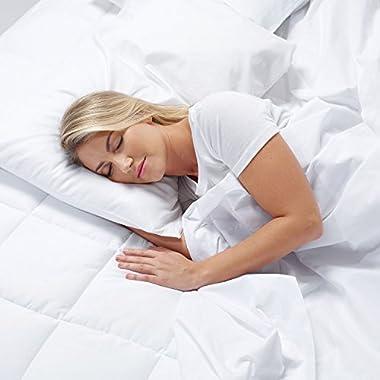Serta 4  Pillow-Top and Memory Foam Mattress Topper, King
