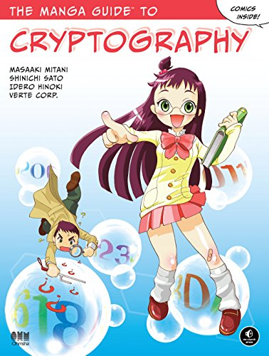 The Manga Guide to Cryptography (Manga Guides) (English Edition)