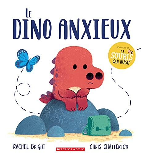 Le Dino Anxieux (Tapa blanda)