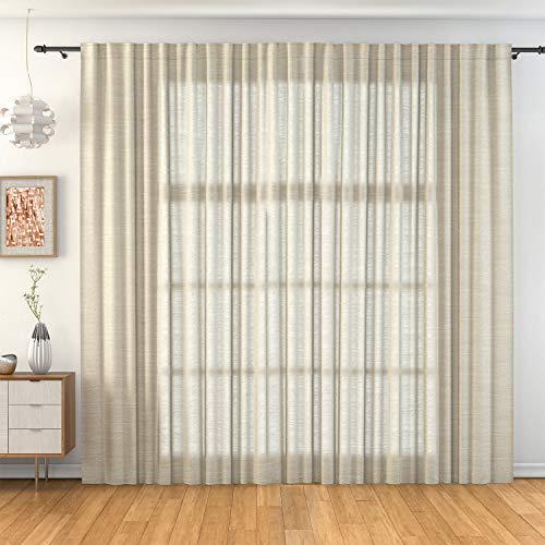 Sofia Cortina para el hogar de excelente mano de obra, elegante e ideal para cualquier ambiente