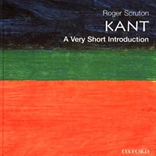 Kant: A Very Short Introduction audiobook cover art