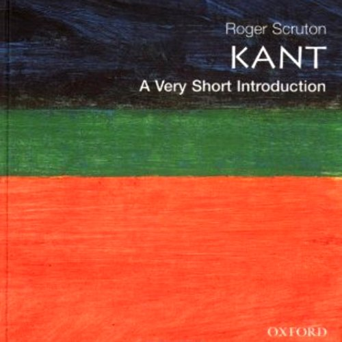 Kant: A Very Short Introduction Titelbild
