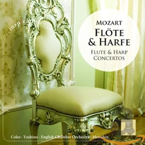 Samuel Coles/Naoko Yoshino/Yeh - Mozart. Flöte & Harfe/ Flute
