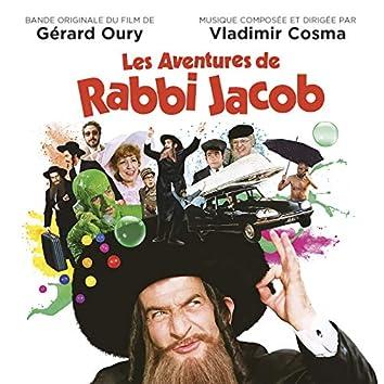 Les aventures de Rabbi Jacob (Bande originale du film / Album original 1973)