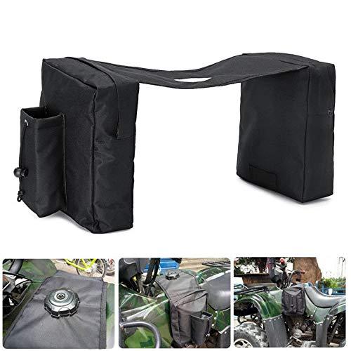 YMXDXTY Motocicleta ATV Saddle Bags Equine Back Pack Panniers Bolsas para Polaris Dirt Bike Derecha Bolsa