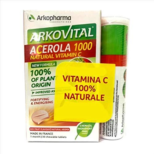 Arkopharma Arkovital Acerola 1000 Natural Vitamin C - 0.14 kg