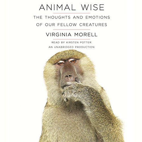 Animal Wise audiobook cover art