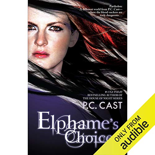 Couverture de Elphame's Choice