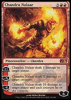 Magic: the Gathering - Chandra Nalaar - Magic 2011