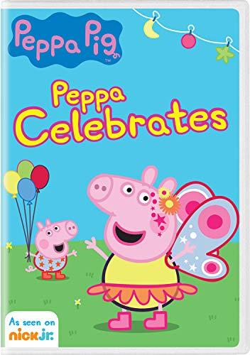 Peppa Pig: Peppa Celebrates [Edizione: Stati Uniti] [Italia] [DVD]
