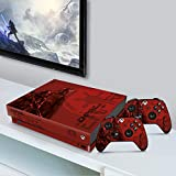 Controller Gear Authentic and Officially Licensed Star Wars Jedi: Fallen Order - Inquisitor/Purge Trooper Xbox One X Console & Controller Skin - Xbox One