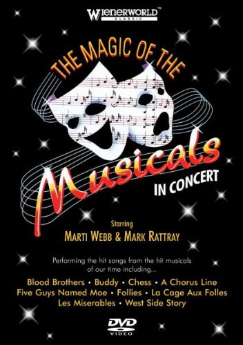 Various Artists - Marti Webb & Mark Rattray. The Magic of the Musicals