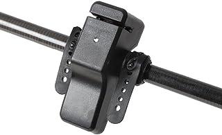ZHUOTOP alarma de pesca electrónica campana de atracción en caña de pescar telescópica electrónico pescado cometa