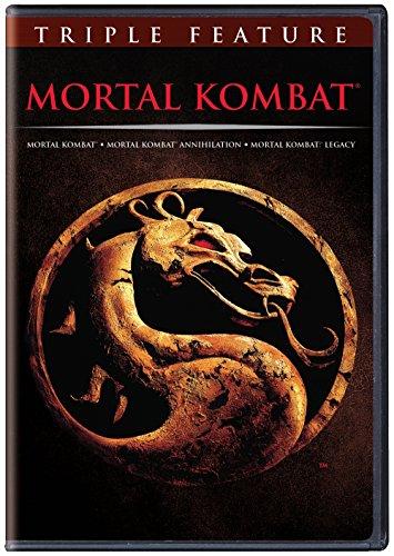 Mortal Kombat Franchise Collection (3FE) (DVD)