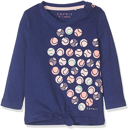 ESPRIT KIDS baby-meisjes shirt met lange mouwen RP1003107 T-SHIRT LONG SLEEVES
