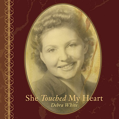 She Touched My Heart audiobook cover art