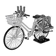 リトルアーモリー [LM006]通学自転車(指定防衛校用)シルバー