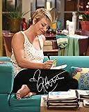 WonderClub Reprints Kaley Cuoco- Signed Photo - Actress,