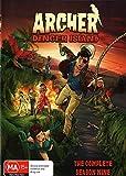 Archer Season 9 Danger Island | NON-USA Format | Region 4 Import - Australia