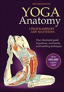 Yoga Anatomy from Human Kinetics