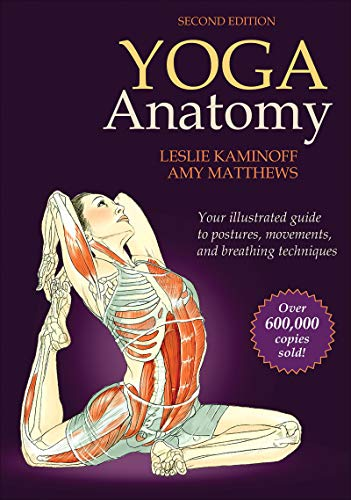 Kaminoff, L: Yoga Anatomy