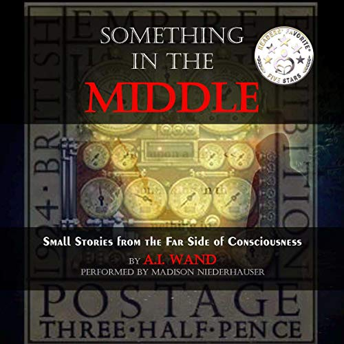 Couverture de Something in the Middle: Color Edition