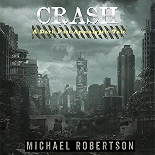Crash: Book One cover art